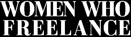 Women Who Freelance Logo