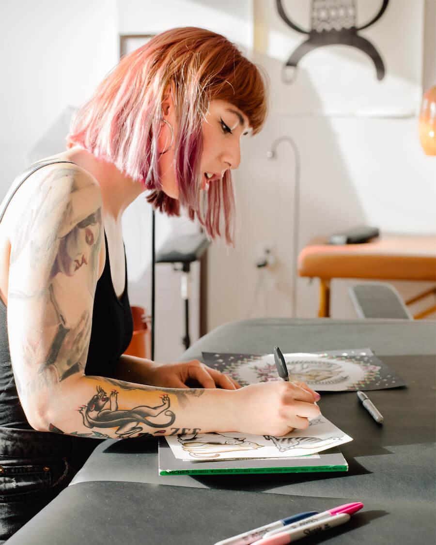 Women Who Freelance
