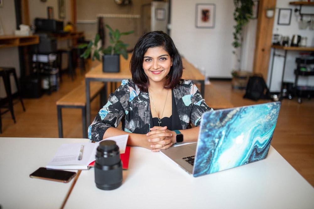 What Is Personal Brand Photography- Veronika Kucherev -Women Who Freelance 1